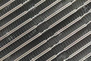 AC aluminium condensing cooling coil