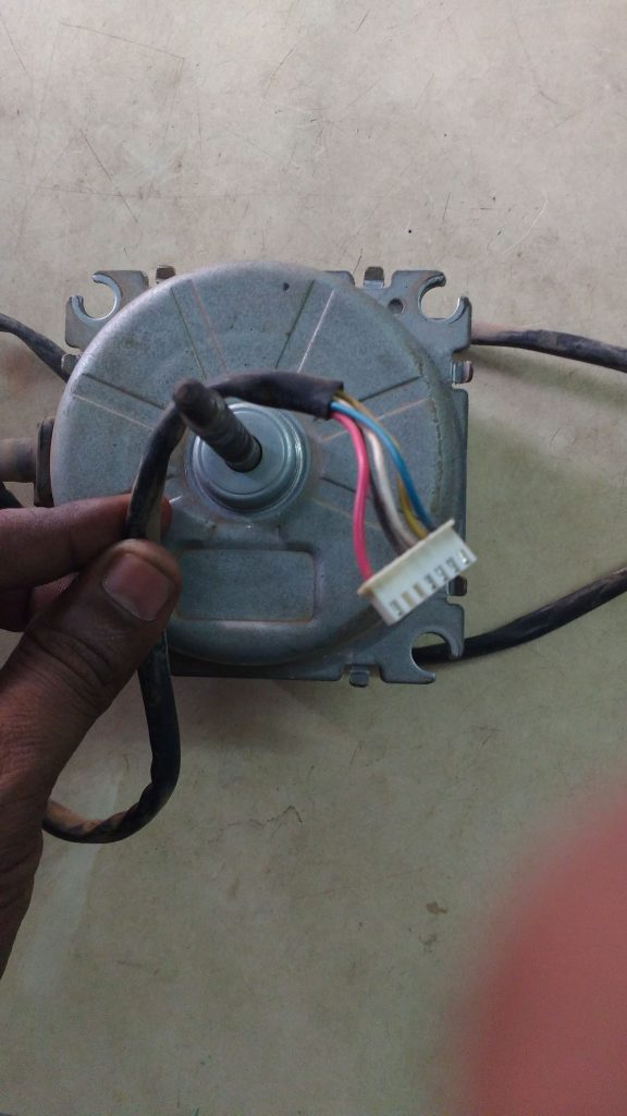 AC Spare Parts Price list