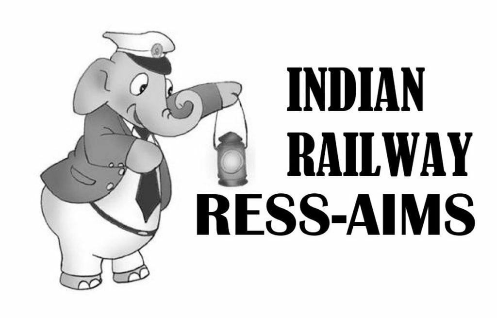 RESS AIMS Railway Employee Payslip
