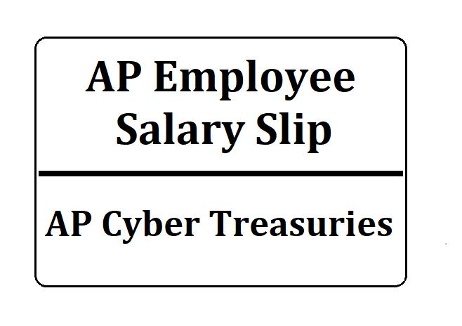 AP Employee Salary Slip