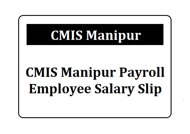 CMIS Manipur