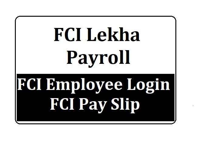 FCI Lekha Payroll