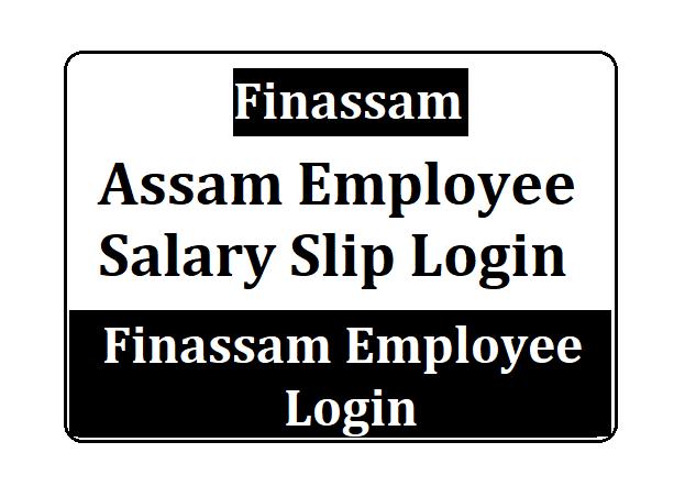 Finassam Employee Login