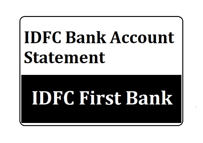 IDFC Debit Card Activation