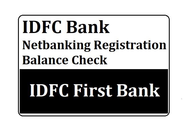 Customer ID IDFC First