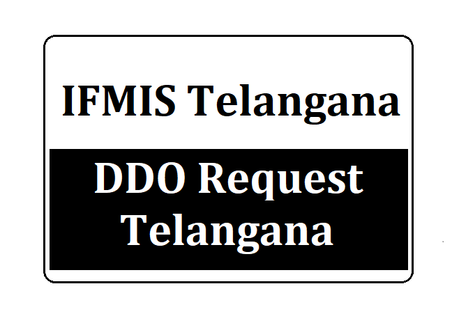 IFMIS Telangana