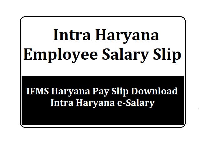IFMS Haryana