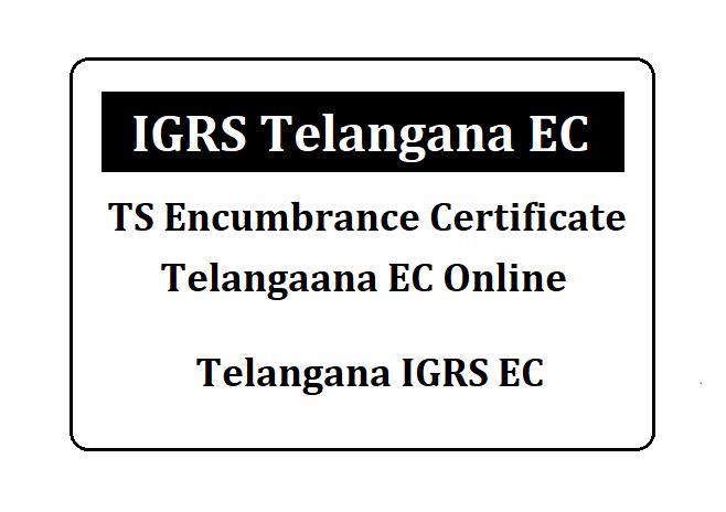 IGRS Telangana EC