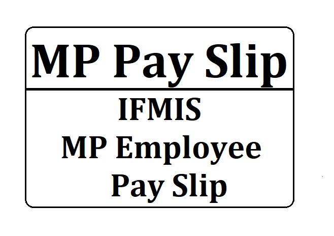 MP Payslip